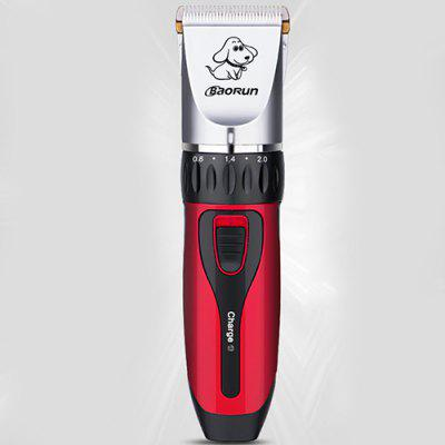Dog Clipper Pet Akumulator do strzyżenia włosów Ogolony pies Hair Beauty Small Large Dog Long Hair Rabbit Pet Supplies