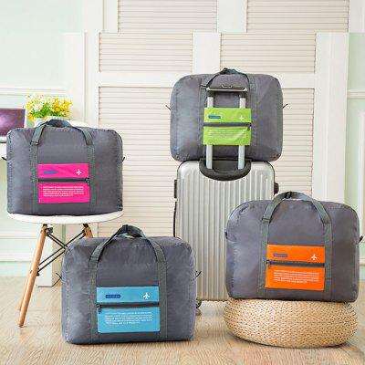 Travel Essential Waterproof Nylon Folding Storage Luggage Bag