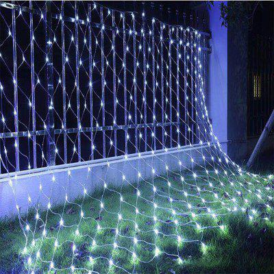 LED Net Light Outdoor Waterproof Starry String Lights Holiday Wedding Christmas Lights