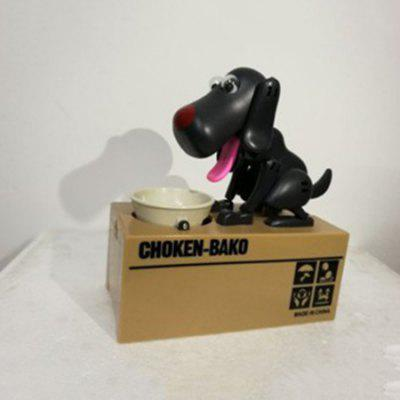 Creative Exotic Electric Dog Piggy Bank