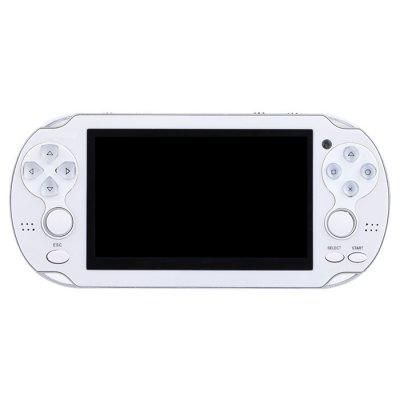4.3 inch High-definition Large Screen Dual Rocker Handheld Game Console