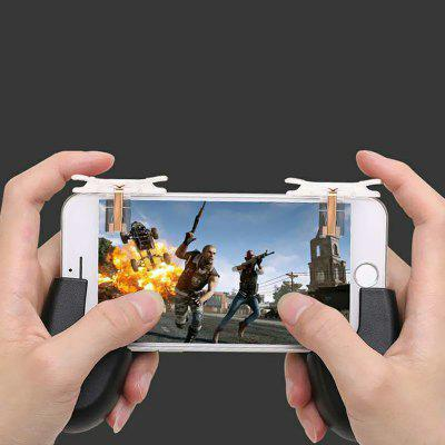 Mobile Gamepad Handle Mobile Game Chicken Artifact Position Shooting Assisted Artifact