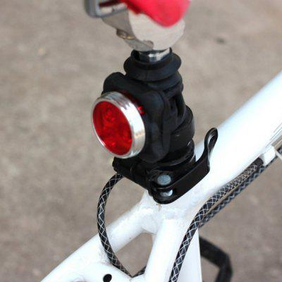 2014 New Mountain Bike Taillights USB Charging Bicycle Lights Bicycle Headlights Safety Warning Lights