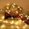 Led Star Light Decorative Starry Five-pointed Star Light - 10 METERS AND 100 BATTERIES