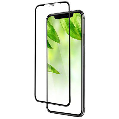 3D Tempered Film Anti-fragment Edge HD Glass Film for iPhone XS / iPhone XR / iPhone XS MAX