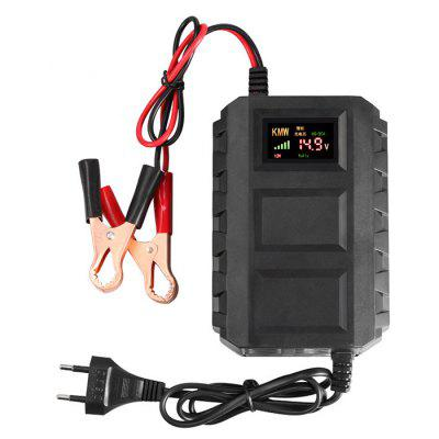 12V Smart Battery Charger 20A Car Battery Lead Acid Battery Charger Car Charger 1