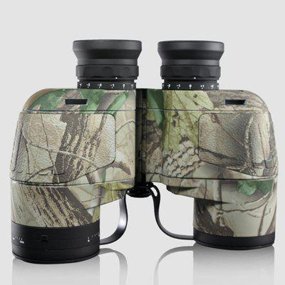 BO Camouflage 10X50 with Coordinate Ranging Military Double Tube High-definition Night Vision Outdoor Binoculars