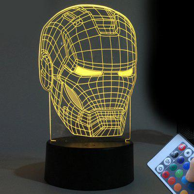3D Creative Products Globe LED Night Light Smart USB Touch Vision Projection Desk Lamp Charging Desk Lamp