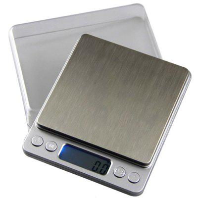 Electronic Balance Portable Mini Pocket Jewelry Food Tea Scale