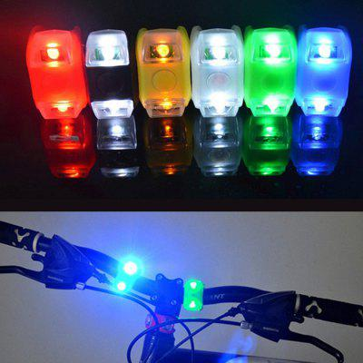 Night Riding Equipment Bicycle Accessories Mountain Bike Taillights Bicycle Lights