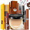 Cartoon Makeup Set Combination Beginner Cosmetic Set Full Eyebrow Pencil Lipstick Cosmetics - LAZY SIMPLE MAKEUP SET OF 3