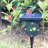 Outdoor Waterproof Garden Double Hole Stage Laser Red Green Starry Laser Light Solar Laser Lawn Light - DOUBLE HOLE STATIC WITH REMOTE CONTROL (REMARKS EUROPEAN REGULATIONS / US / UK / AUSTRALIAN REGULATIONS