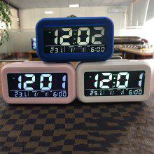 Unicorn LED Color Changing Digital Alarm Clock Thermometer Date Time Newest Y8