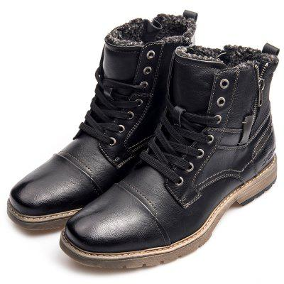 XPER Classic Warm Comfortable Leisure High-top Boots