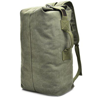 Outdoor Large Capacity Water-proof Canvas Backpack