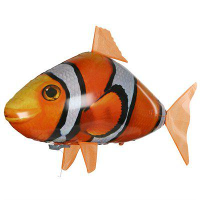 Creative Remote Control Inflatable Clown Fish Toy Ball