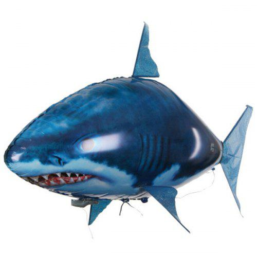 Creative Remote Control Inflatable Shark Toy Ball -  29.16 Free  Shipping da46a7f5f503