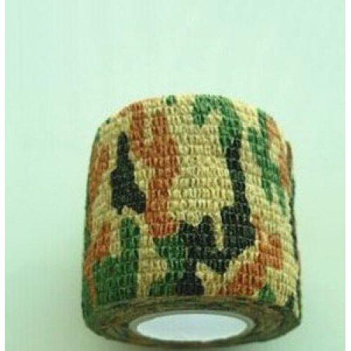 No Glue Self Adhesive Tape Telescopic Non Woven Fabric Outdoor Camouflage Hunting Riding Gearbest