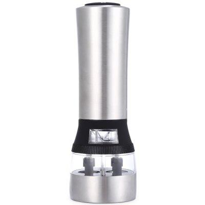 Electric Stainless Steel Pepper Salt Grinder
