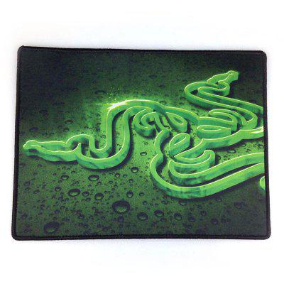 Razer 3d Stereo Mouse Pad Coarse Cloth Net Bar Game Precision Edge Binding Water Drop