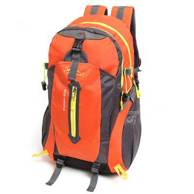 HUWAIJIANFENG Simple Fashion Breathable Men Backpack