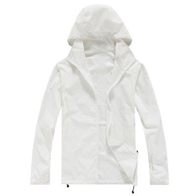 Unisex Sun Protection Anti-UV Coat Sports Jacket