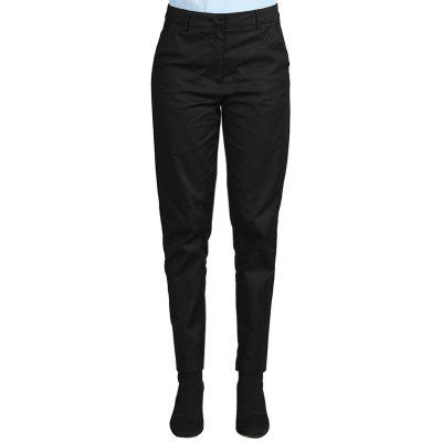 SBETRO Zipper Female Trousers Office Lady Work Pant