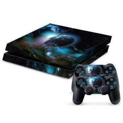 XYA0065 Protective Sticker Cover Skin Controller Sticker for PS4