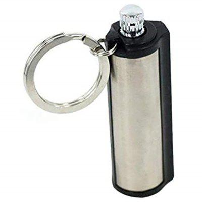 Portable Cylindrical Match Key Chain Emergency Fire Starter
