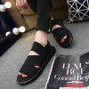 Men Outdoor Hot Fashion Sandals - BLACK