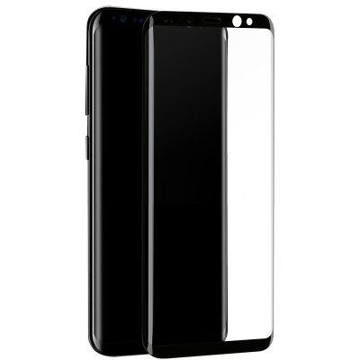 Curved Tempered Glass Protective Film for Samsung S8 (Straight Side No Windows)