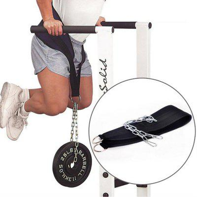 Commercial Bodybuilding Equipment Pull-ups Weight-bearing Belts