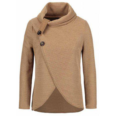 Women Knitted Pullovers Long Sleeve O Neck