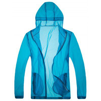 Ultra-Thin Outdoor Sun-Proof Clothing