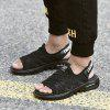 Men Hot Tracking Outdoor Beach Light Sandal Casual Fashion Shoes - BLACK