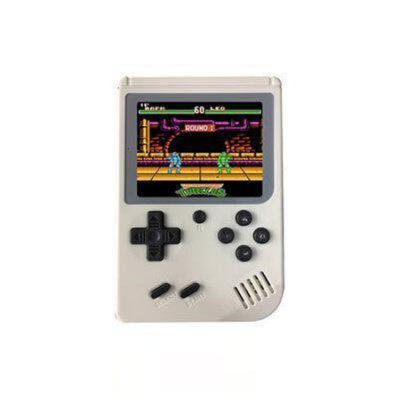Retro Mini FC Nostalgic Children's Game Tetris Handheld Game Console PSP Handheld Built-in 168 Classic Game Support Video Output