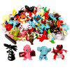 Minunat Little Monster Figura Model Collection 48pcs - COLORMIX