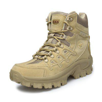 Men Stylish Comfort Wear-resistant Antiskid Boots