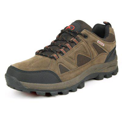 Men Comfort Suede Upper Sports Shoes