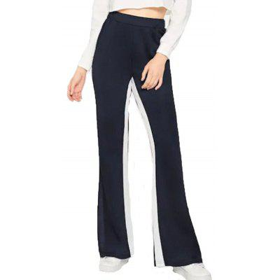 Women's Casual High Waist Loose Sports Trousers