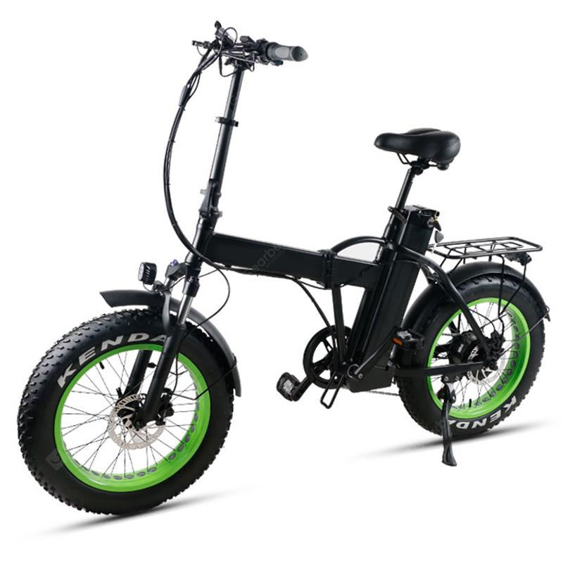 SM - BL08B Folding Electric Bike - Multi-A EU