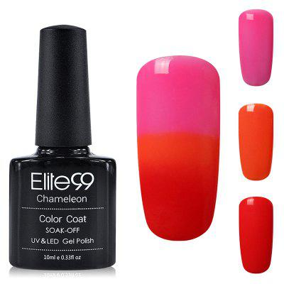 Elite99 10ML Chameleon Temperature Color Changing Gel Nail Polish