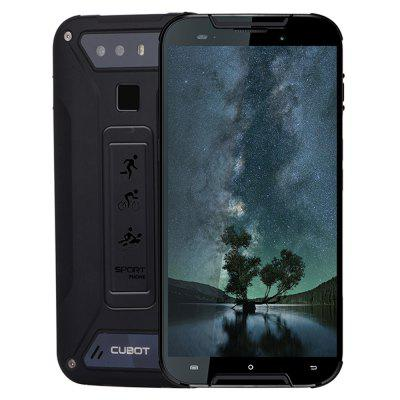 Cubot Quest Lite 5.0 inch 4G Quad Core Sports Phablet Rugged Smartphone  Image