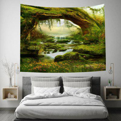 Creative Home Art Decoration Tarpaulin Wall Achtergrond Tapestry