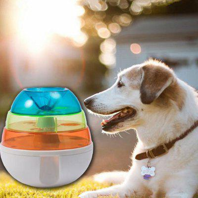 Pet Puzzle Tumbler Leaking Food Ball Toy