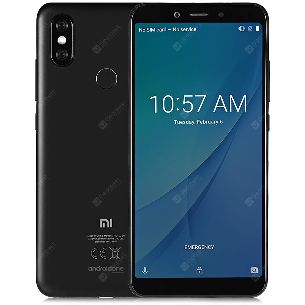 Xiaomi Mi A2 4/64GB Global Black [HK]