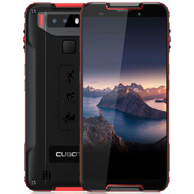 CUBOT Quest 5.5 cala 4G Sports Phablet Rugged Smartphone