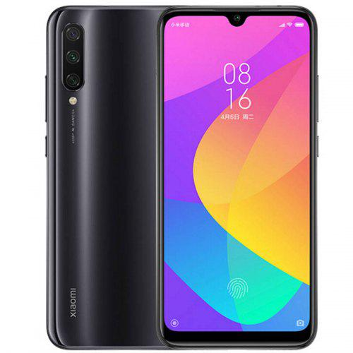 Gearbest Xiaomi Mi A3 4G Phablet 4GB RAM 64GB ROM Global Version - Gray 6.088 inch Android One Snapdragon 665 Octa Core 48.0MP + 8.0MP + 2.0MP Rear Camera 4030mAh Battery