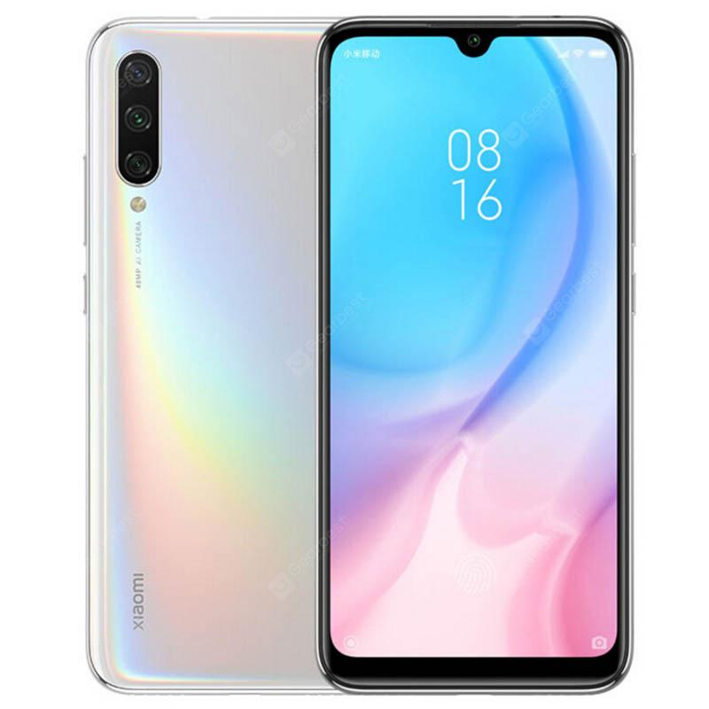 Xiaomi Mi A3 4G Smartphone 4GB RAM 128GB ROM Global Version - White 4