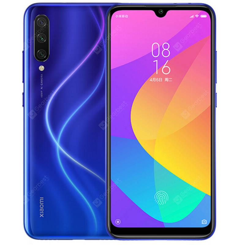 Xiaomi Mi A3 4G Smartphone 4GB RAM 128GB ROM Global Version - Blue